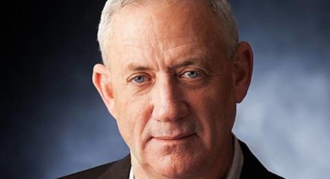 غانتس يعترف بخيبة الأمل من نتائج الانتخابات الاسرائيلية