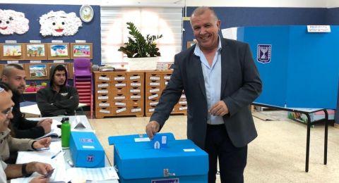 زيمر: الرئيس تميم ياسين يدلي بصوته