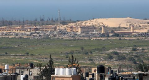 إسرائيل تفرض طوقا أمنيا شاملا على الضفة وتغلق المعابر مع غزة