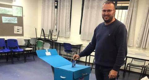 بالصور- إقبال هادئ على التصويت في مدارس طلعة عارة