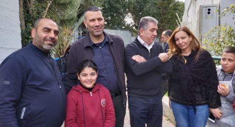 يوم العلوم في المدرسة الابتدائية (د) يافة الناصرة