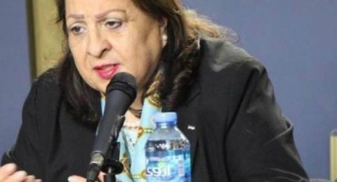 وزيرة الصحة الفلسطينية: فلسطين خالية من كورونا