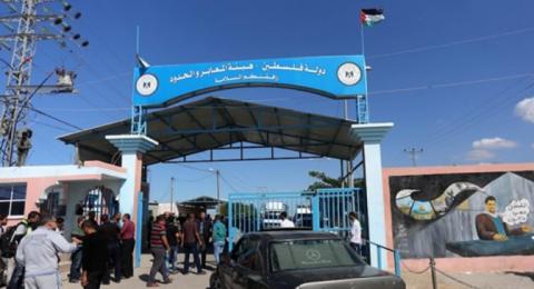 وفد من حركة فتح يصل إلى قطاع غزة