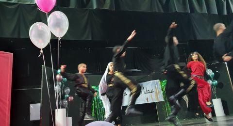 تألق مجموعة القناديل في حفل اختتام شهر الاحتياجات الخاصة في الجماهيري شيكاغو اللد