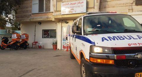 عرعرة: اصابة شخص بأداة حادّة خلال شجار
