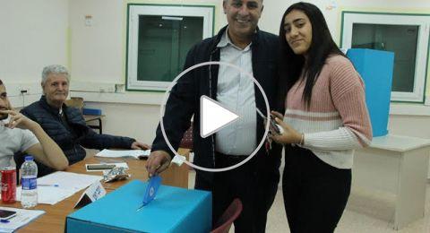 كفرقرع: رئيس المجلس المحلي المحامي فراس بدحي يدعو المواطنين للخروج إلى الصناديق