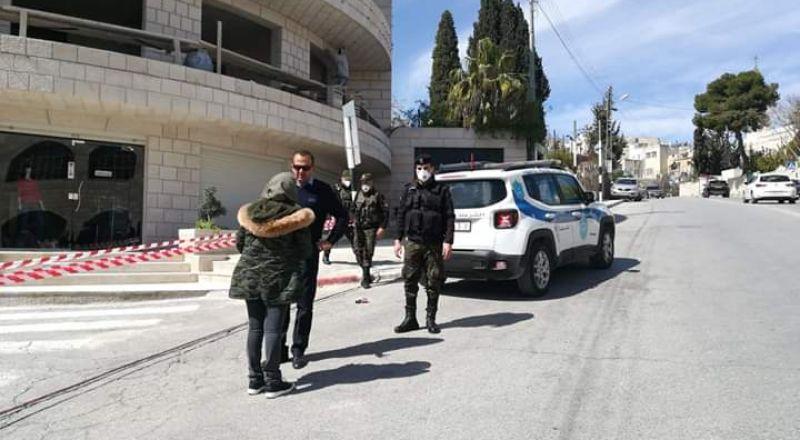 استنفار في مؤسسات فلسطينية وتدابير وقائية لمواجهة