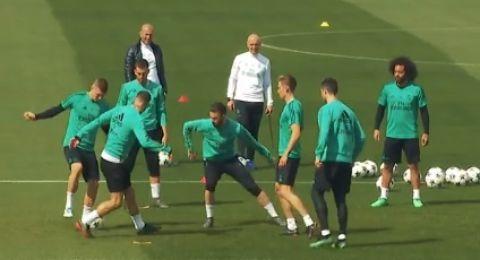 يوفنتوس يستضيف ريال مدريد في