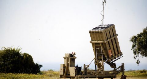 اسرائيل تنشر المزيد من القبة الحديدية وتعلن استعدادها لاي تصعيد