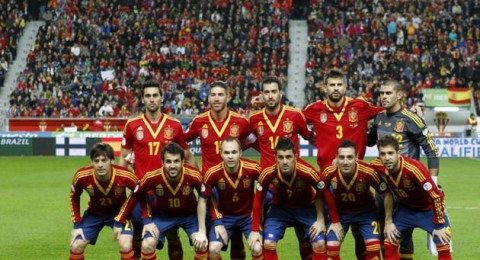 مونديال 2014: إسبانيا أكثر منتخبات المونديال قيمة