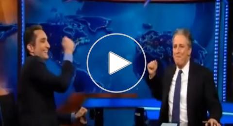 بالفيديو: ستيوارت يهاجم السيسي دفاعا يوسف