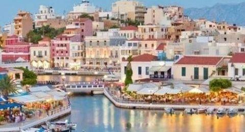 جزيرة كريت أكبر جزر اليونان الرائعة