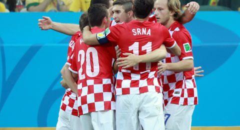 كرواتيا تقصي الدنمارك في مباراة تألق الحراس