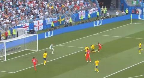كأس العالم روسيا 2018: انجلترا تعبر السويد دون متاعب