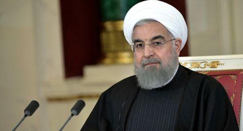 روحاني يتوعد اميركا : ستدفعون ثمن باهظاً