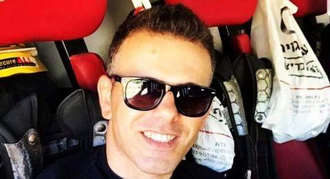 رجل الإطفاء الذي توفي أثناء عمله:تيمور قبلان (36 عامًا) من بيت جن