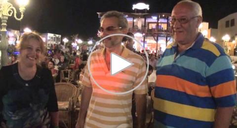 وليد بن طلال برحلة استجمامية في شرم الشيخ