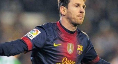 عقد ميسي يسمح له بالرحيل فجأة عن برشلونة
