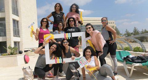 الأسبوع القادم: مؤتمر الرياضي النسائي الثالث على التوالي في الناصرة