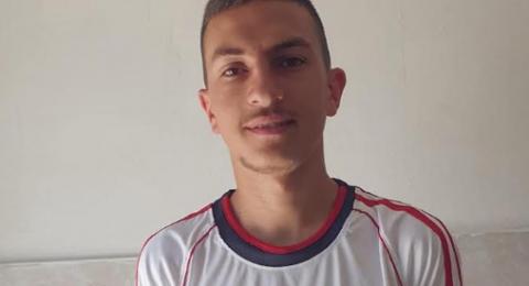 يوسف فضل محاميد يجتاز اختبارات شبيبة ميسلاتا