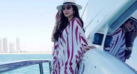 لجين عمران تطالب بشاطئ نسائي في السعودية