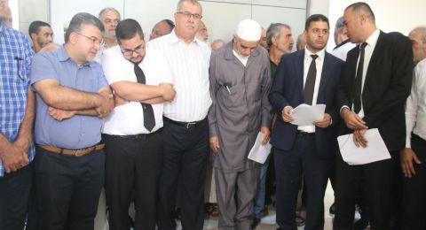 طاقم الدفاع عن الشيخ رائد صلاح: طالبنا براءة الشيخ من التهم الموجّهة ضدّه