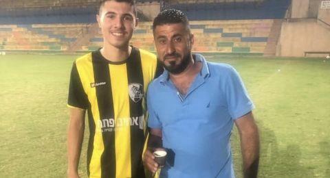 مـ. ام الفحم يضمّ محمد ناصر كرم