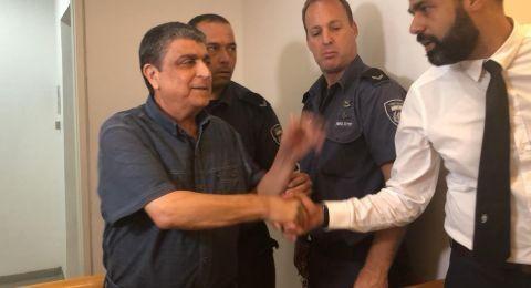 حيفا: الصلح تخفّف شروط اعتقال القيادي رجا اغباريّة