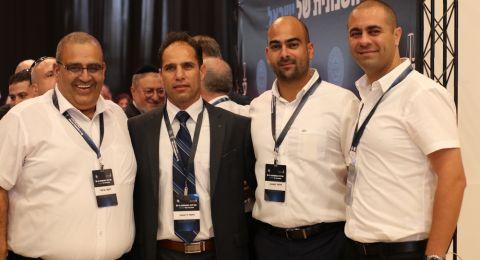 حضور لافت للواء الشمال في المؤتمر القانوني لنقابة المحامين