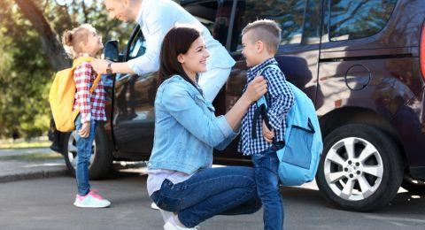 العودة إلى المدارس: 4 توصيات إحرصي على التقيد بها مع طفلك!