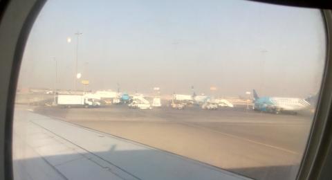 إيقاف مسافر سعودي في مطار القاهرة والسبب مياه زمزم