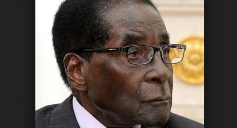 وفاة رئيس زيمبابوي السابق