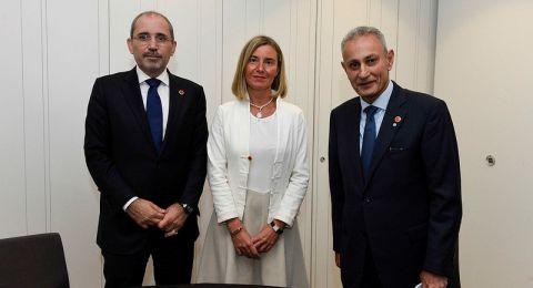 الأردن والسويد يبحثان التطورات على الساحة الفلسطينية