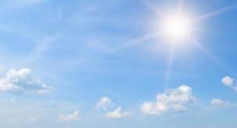 حالة الطقس: انخفاض طفيف اخر على درجات الحرارة