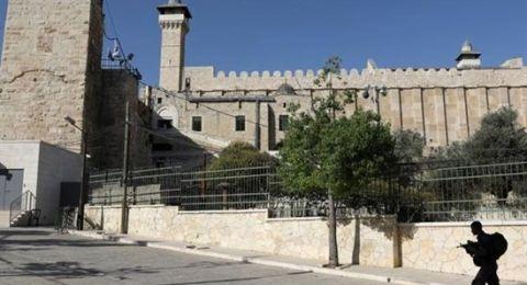 نتنياهو يتحدى الفلسطينيين بدخول الحرم الإبراهيمي اليوم