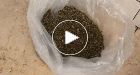 كفر مندا: اعتقال شاب بشبهة التجارة بالمخدرات