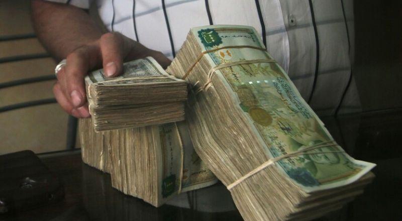 دمشق تصدر بيانا بشأن تداول الأوراق النقدية