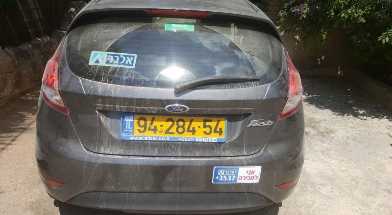 شركة لتأجير السيارات، ترفض تقديم خدمة التصليح لزبونها لأنه من سكان برطعة!