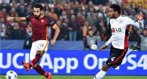 روما يحافظ على حظوظه في التأهل بفوز صعب على ليفركوزن