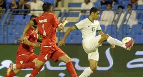 الفيفا يعلن استضافة المنتخب الفلسطيني لنظيره السعودي في الأردن
