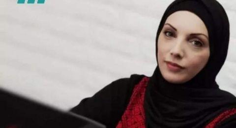 معلمة من غزة ضمن أكثر 60 امرأة ملهمة حول العالم