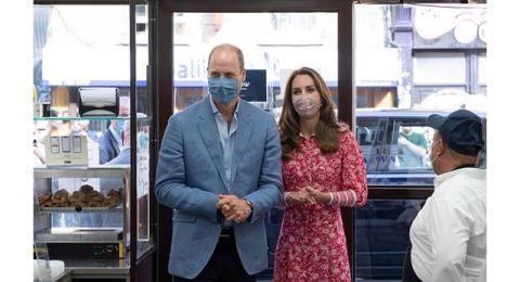 بعد كشف إصابة الأمير وليام بفيروس كورونا... ماذا عن كيت ميدلتون؟