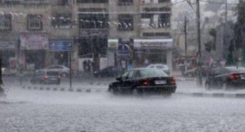 حالة الطقس: انخفاضات متتالية لدرجات الحرارة وتساقط الأمطار خلال الأسبوع الحالي