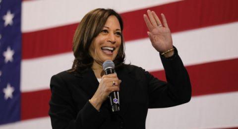 كاميلا هاريس.. أول سيدة سوداء تصبح نائبة للرئيس الأمريكي