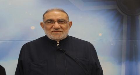 قدس الاب شوفاني يهنئ المحتفلين بالميلاد ويقول: القتل ليس كرامة وإدخال الشرطة لحمايتنا هو احتلال جديد!