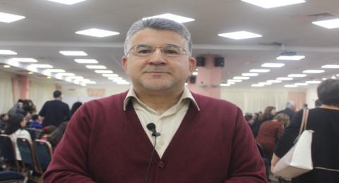 نواب عرب يشاركون في اضاءة الشجرة في الناصرة: يحق لشعبنا أن يفرح - يوسف جبارين