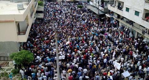 احتجاجات في لبنان تحت شعار