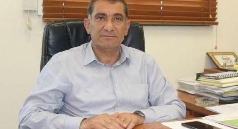 وزير الداخلية يقرر حل المجلس في يركا وإقالة الرئيس