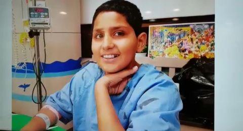 امّ الفحم: وفاة الفتى احمد نعمان اغباريّة