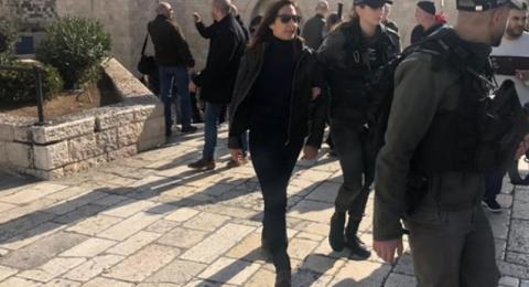 اسرائيل تعتقل طواقم التلفزيون الفلسطيني بمدينة القدس